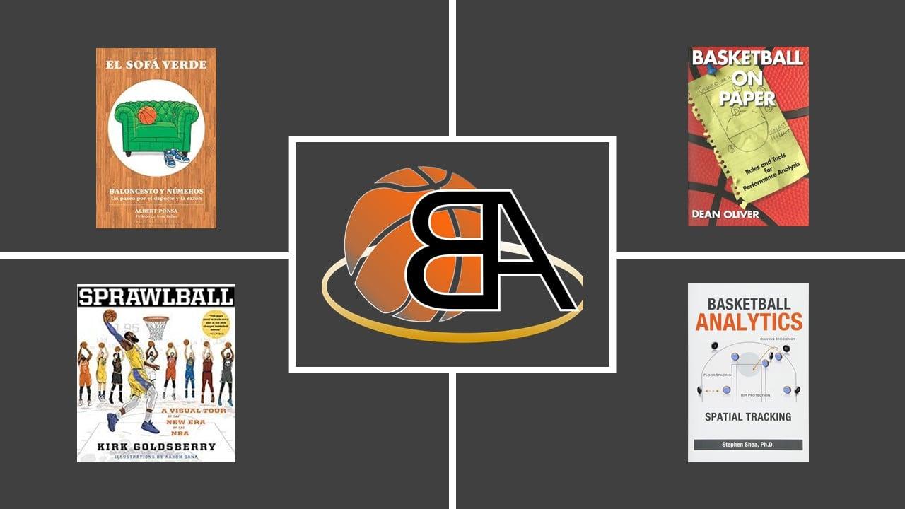 Libros sobre Estadisticas Avanzadas en Baloncesto
