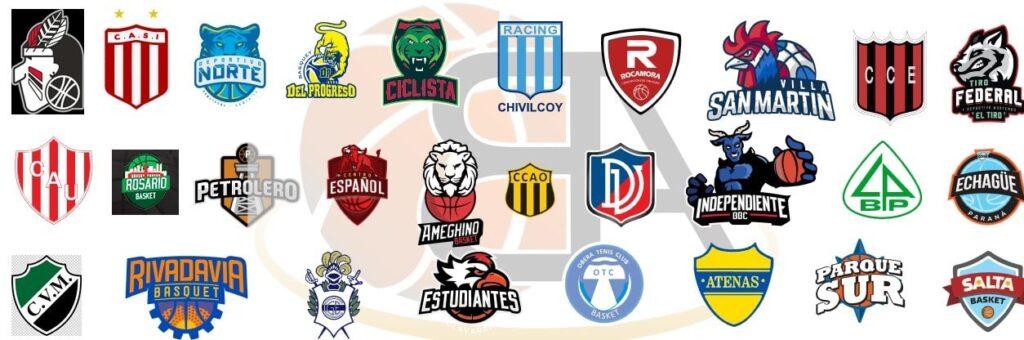 Equipos Liga Argentina 2019/20